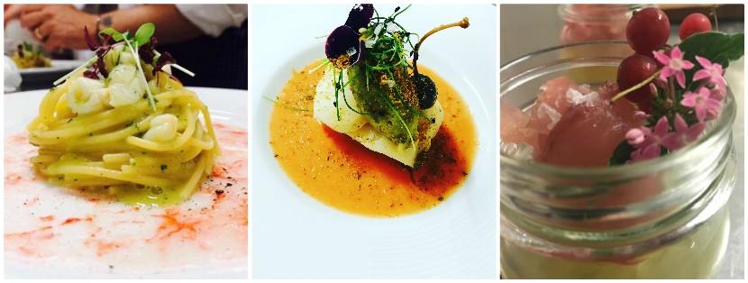 Chef Paolo Romeo, dalla Sicilia a Genova