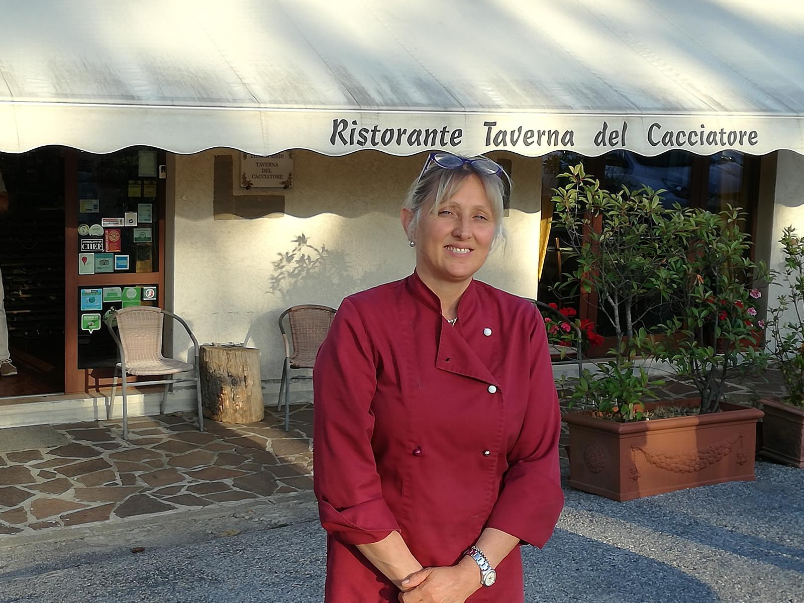 Cuochi d'Italia: Lucia Antonelli per l'Emilia Romagna