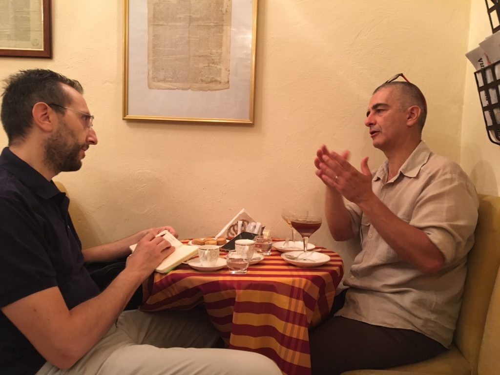 Manuel Terzi di Caffè Terzi - Intervista