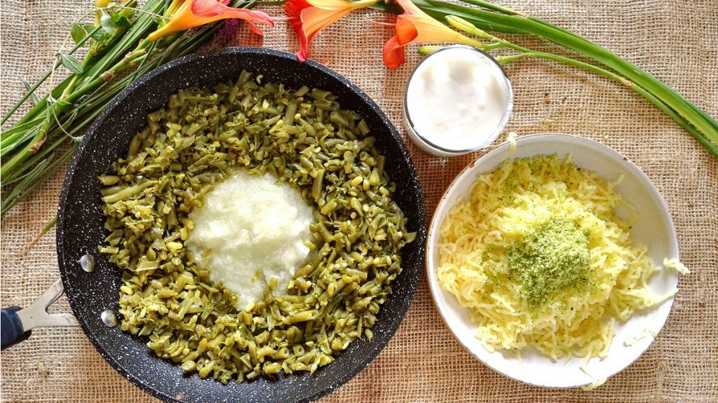 Polpettone di fagiolini al kefir, la ricetta veloce