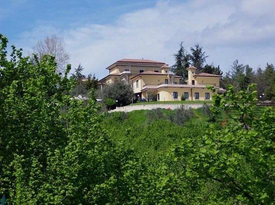 Wine Fredane 2017 a Capriglia Irpina, Avellino