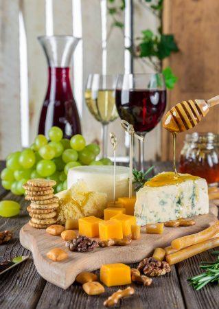 Abbinamento cibo-vino: 10 regole per non sbagliare