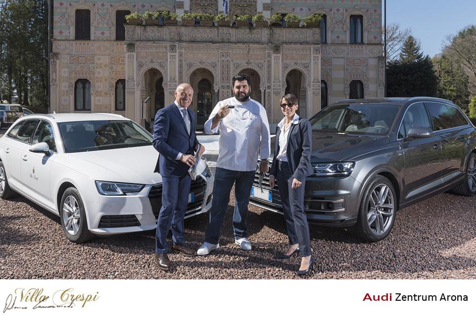 Villa Crespi e Audi Zentrum Arona