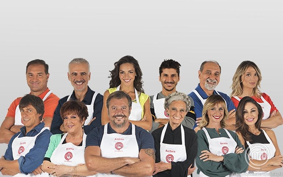 Celebrity Masterchef Italia 2, il cast e le sfide