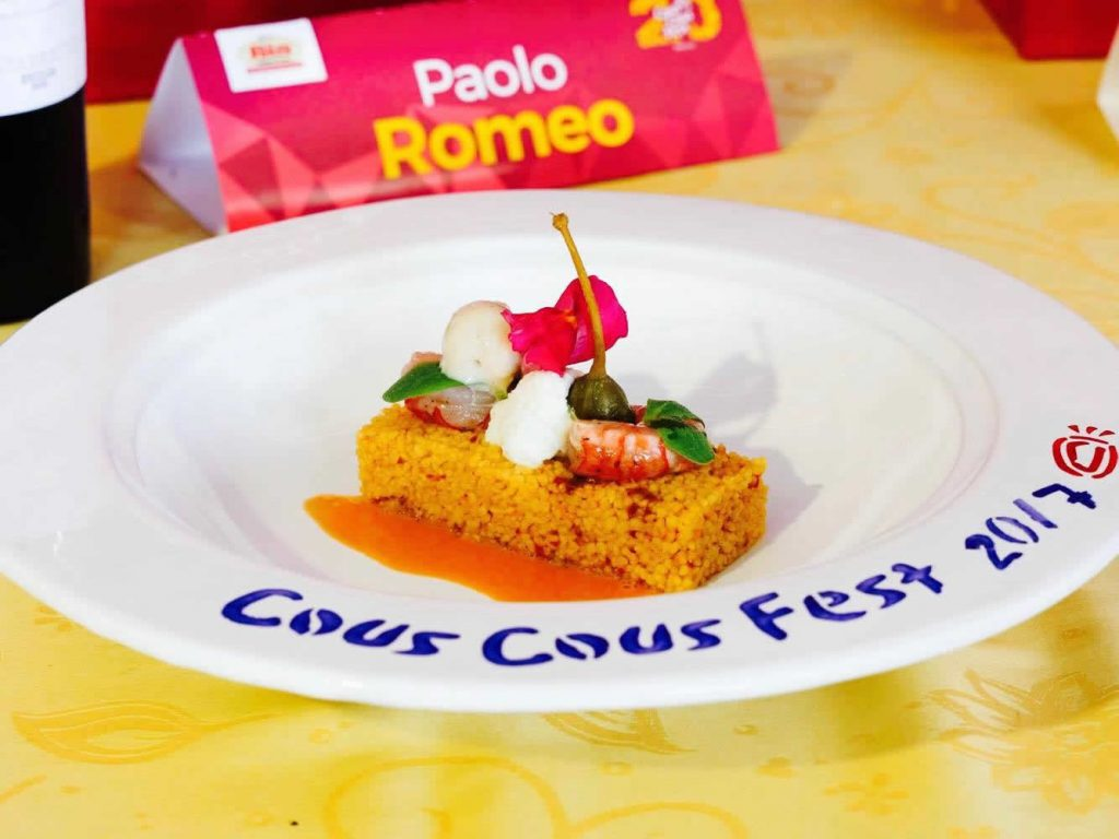 Paolo Romeo vince al Bia CousCous