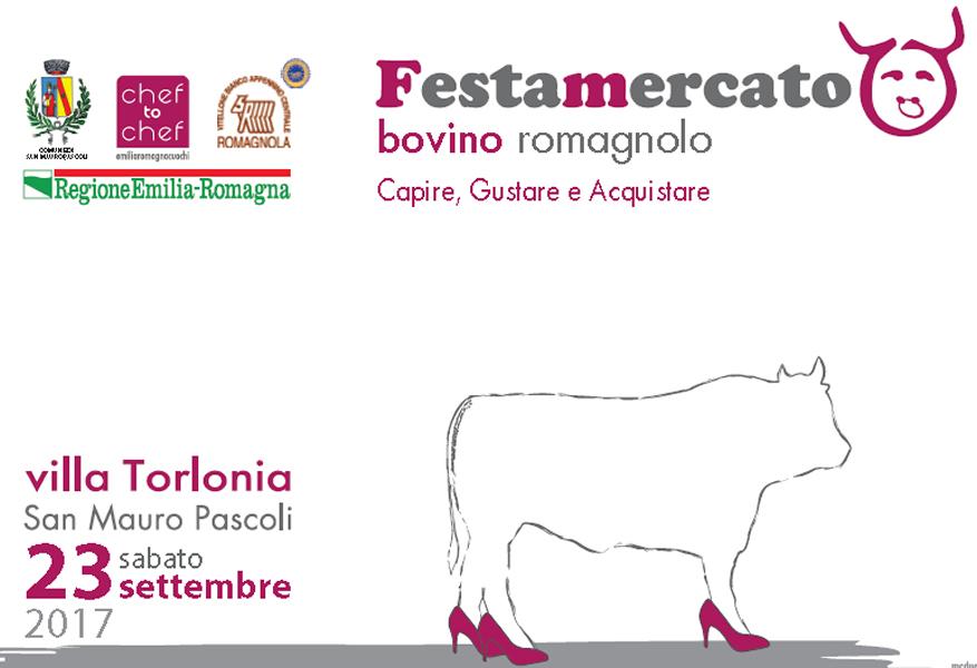 Festamercato del bovino romagnolo