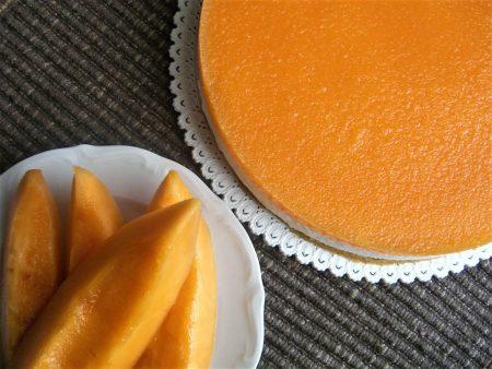Cheesecake al melone, prepararla in poche mosse