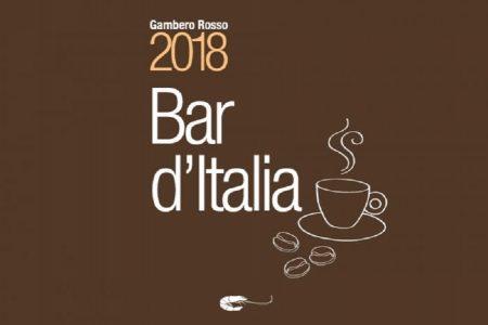 Guida Bar d'Italia del Gambero Rosso 2018