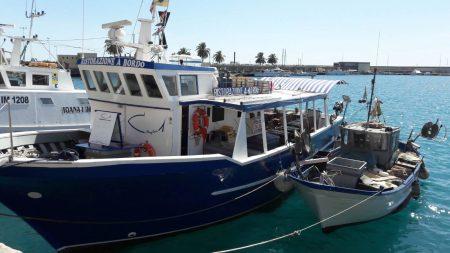 PingOne, ristorazione in barca a Imperia Oneglia