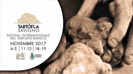 Tartofla Savigno 2017 - Festival del Tartufo Bianco