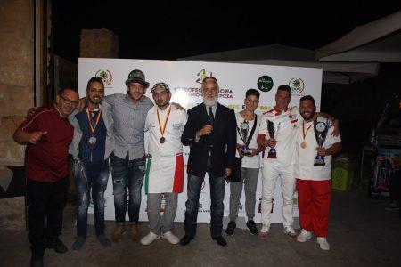 Trofeo Trinacria Palermo, campionato della pizza