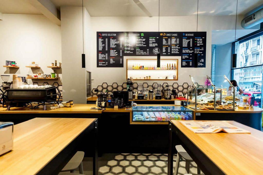 Cafhein Genova, il bar italiano in stile USA