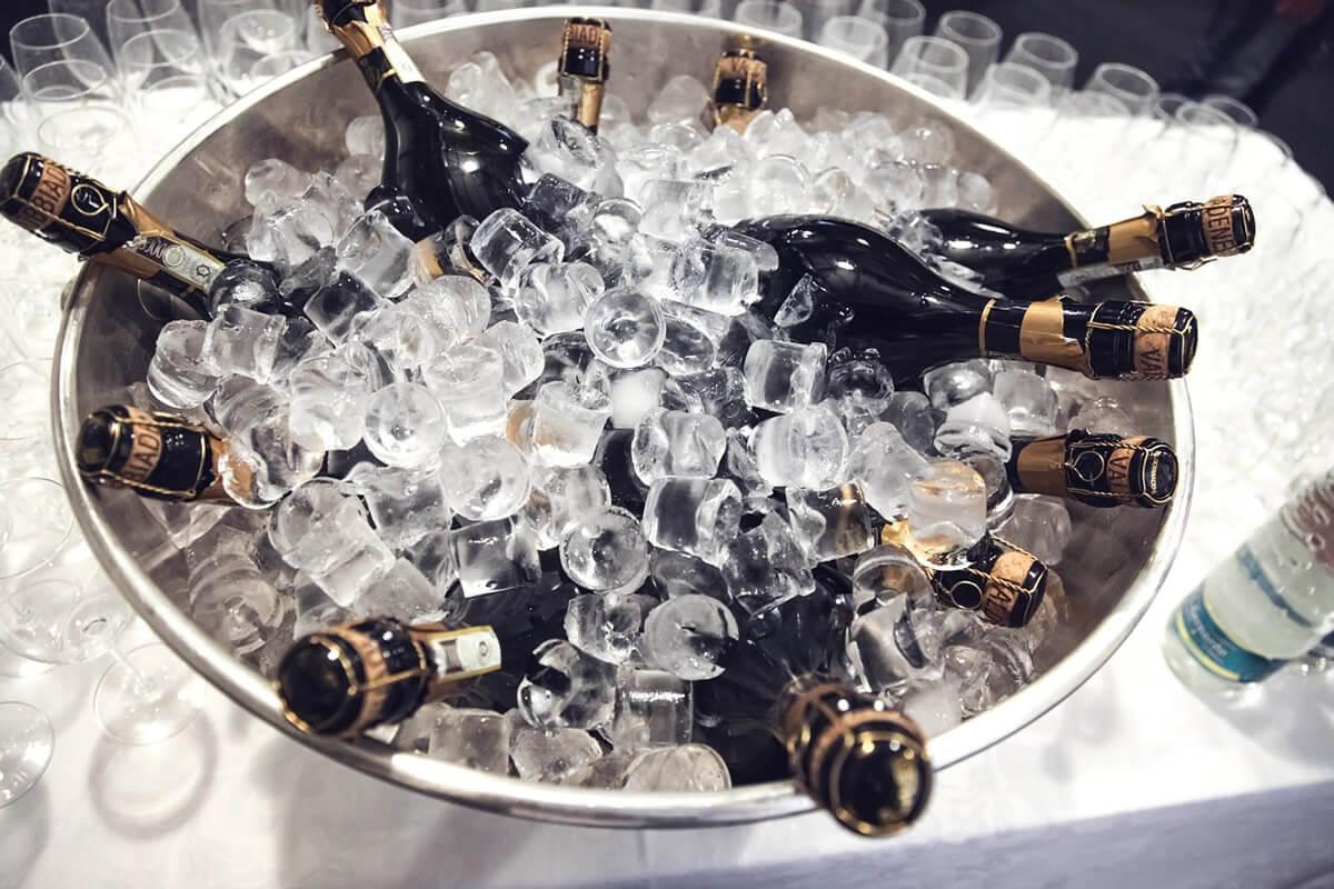 Champagne experience Ragusa - Programma