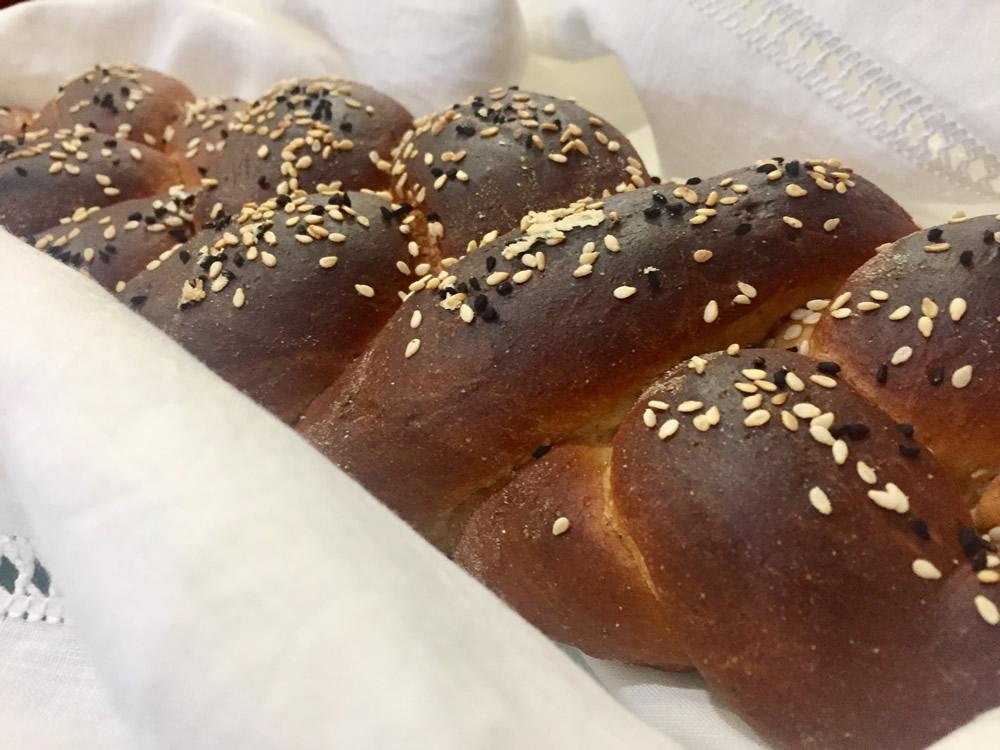 Challah, ricetta del pane ebraico