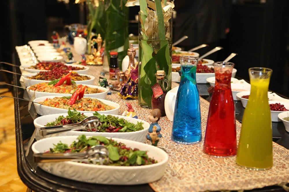 Festival della Cucina dell'Azerbaigian in Italia