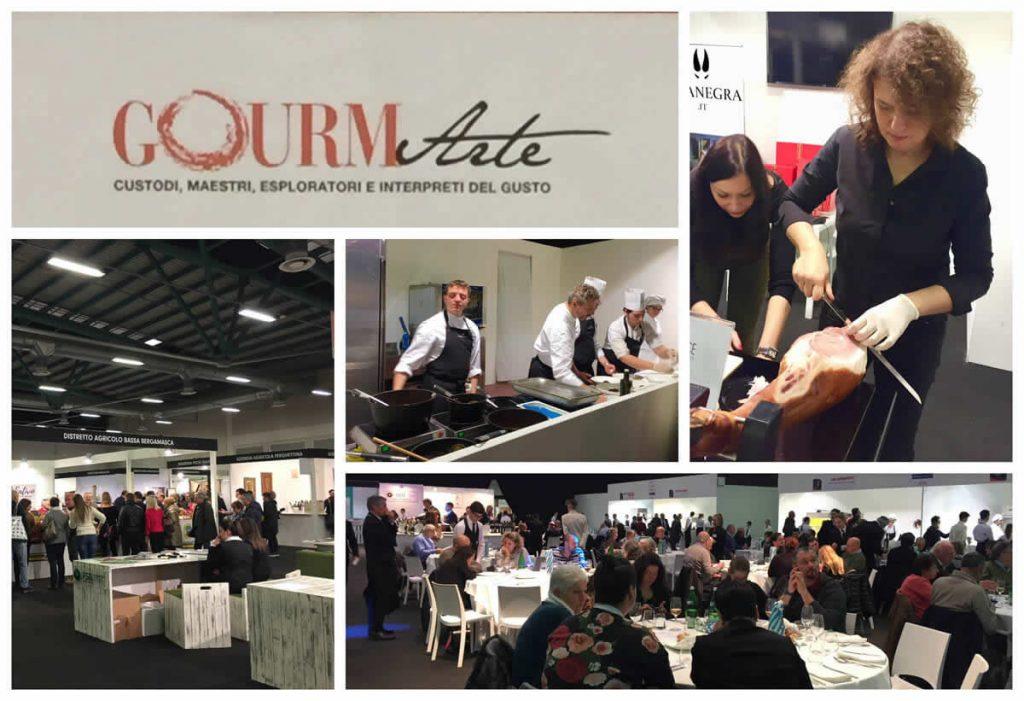GourmArte Bergamo 2017