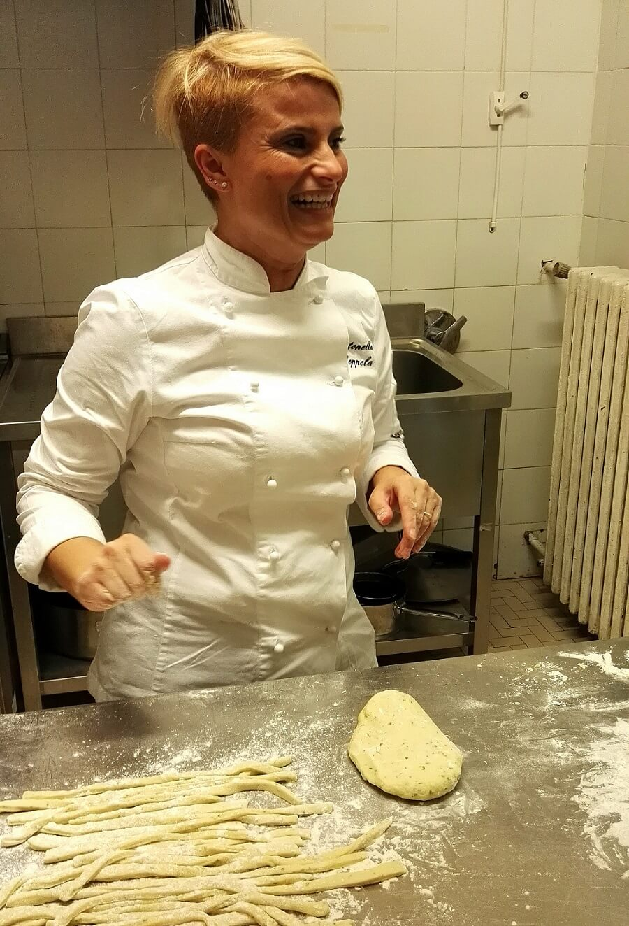 Intervista ad Antonella Coppola, private chef napoletana