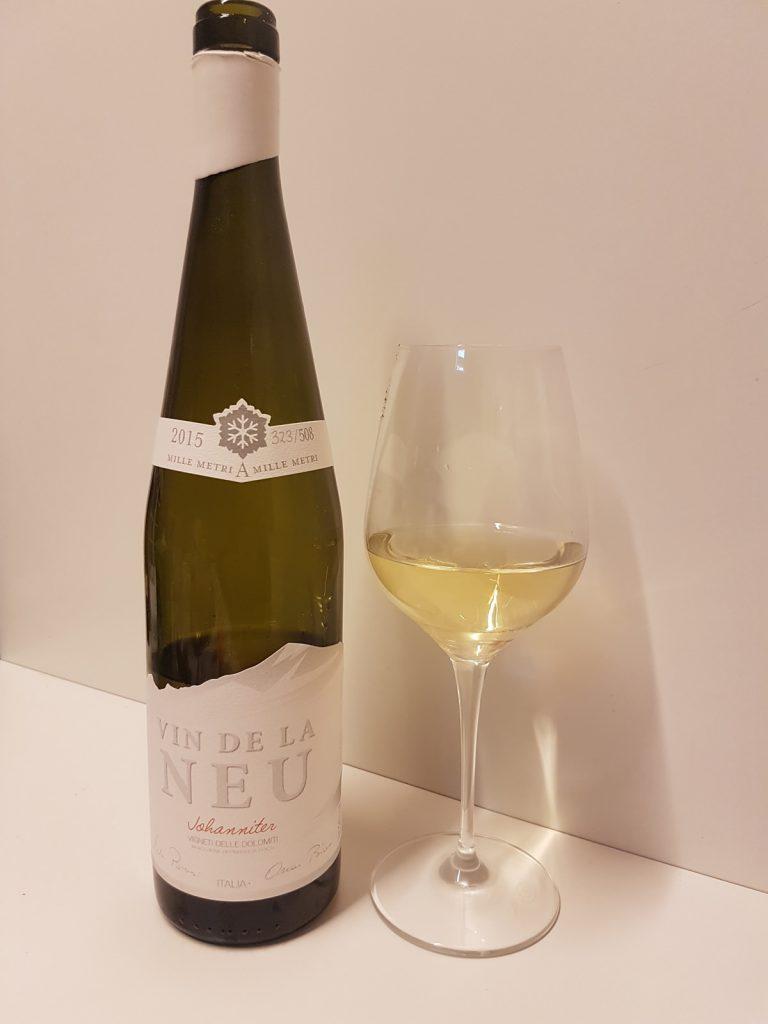 Nicola Biasi, incontro col creatore del Vin de La Neu