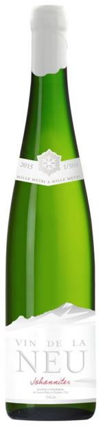 Vin de La Neu 2015 IGT, la parola alla sommelier