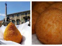 Arancina o Arancini: storia, origini e forme tipiche