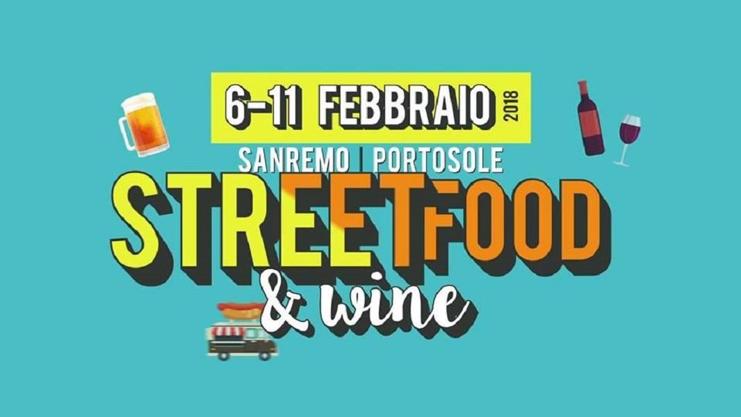 Street Food & Wine Fest Sanremo, 6 giorni di bontà