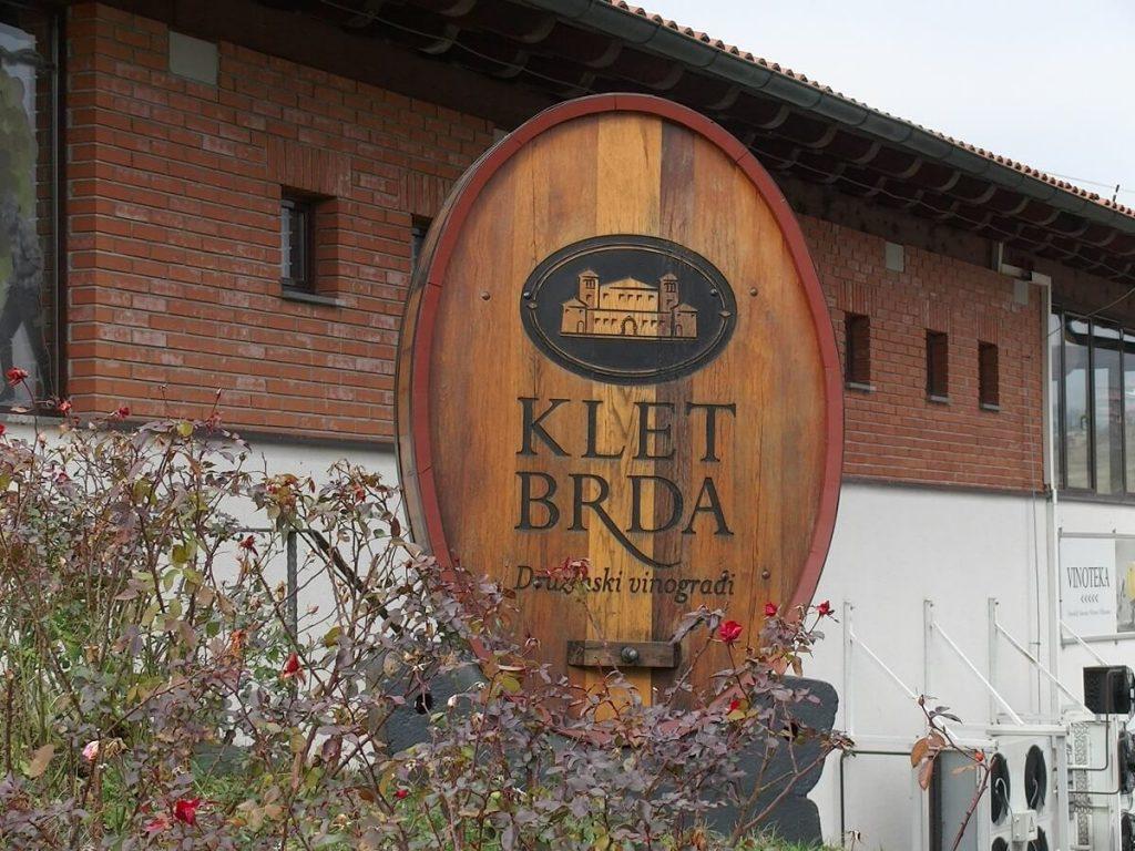 Vini della Slovenia: visita alla Cantina Klet Brda