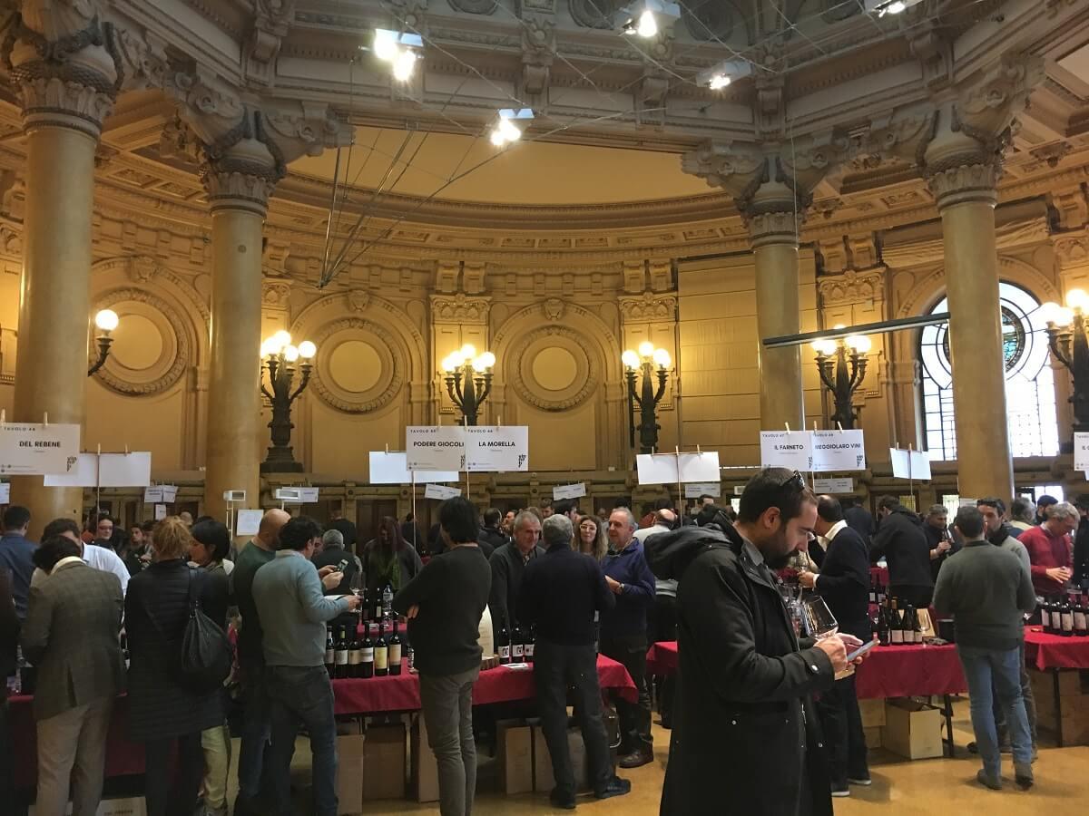 Vinnatur 2018 Genova, i vini naturali sposano la cucina ligure
