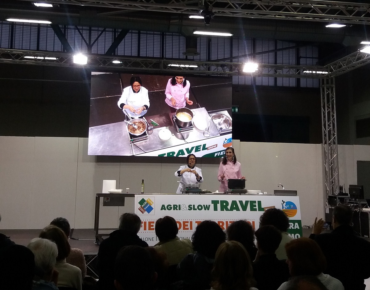 Agri & Slow Travel Expo 2018: la nostra visita