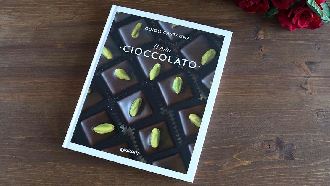 Libro di Guido Castagna sul cioccolato
