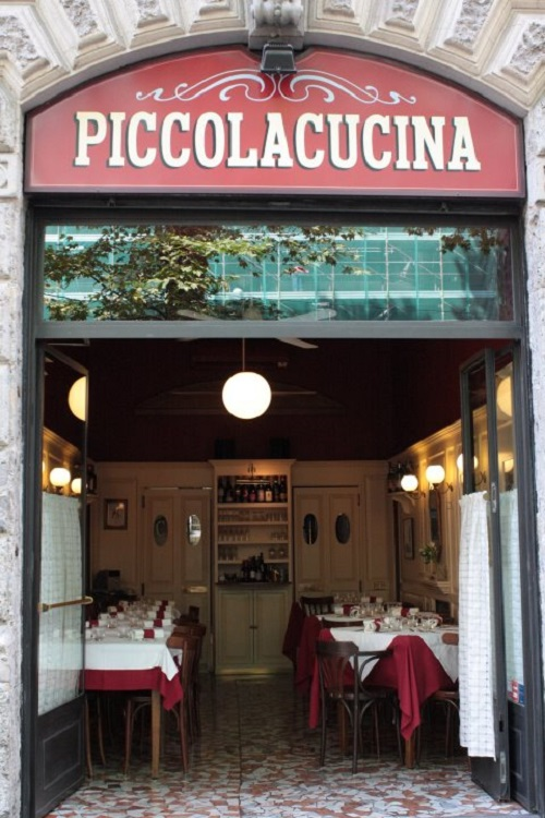 Milano e la ristorazione di avanguardia in 5 indirizzi