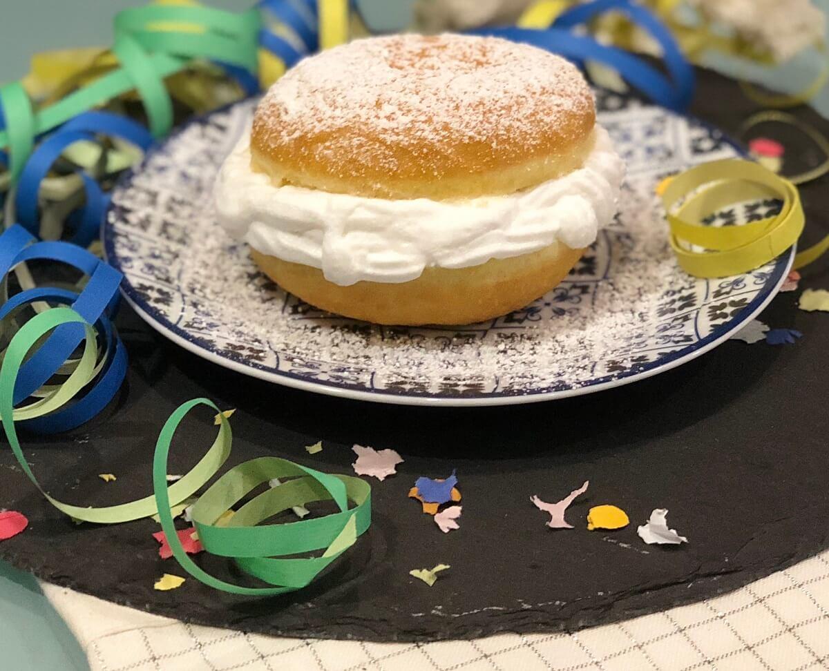 Semla, ricetta del dolce svedese del Carnevale