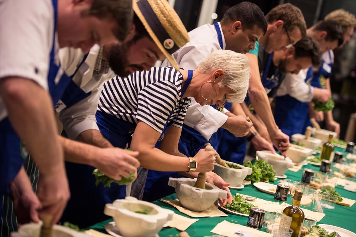 Settimana del pesto 2018 in Liguria: le iniziative
