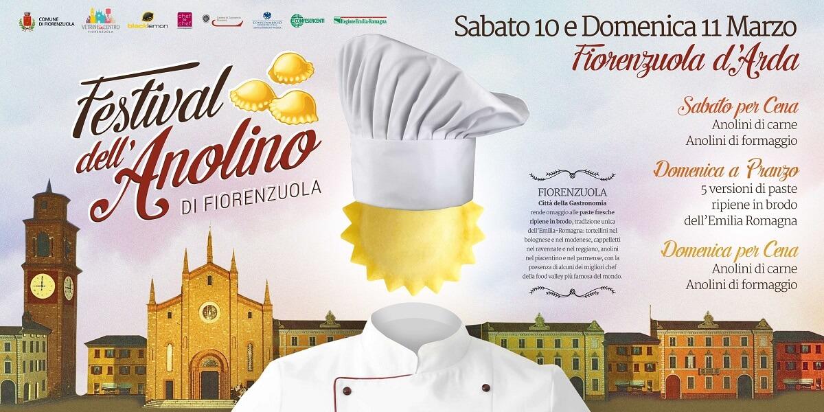 Festival dell'Anolino 2018 a Fiorenzuola d'Arda