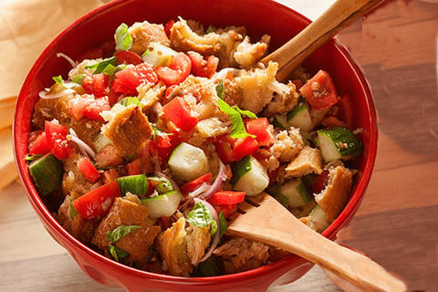 Panzanella toscana: ricetta originale