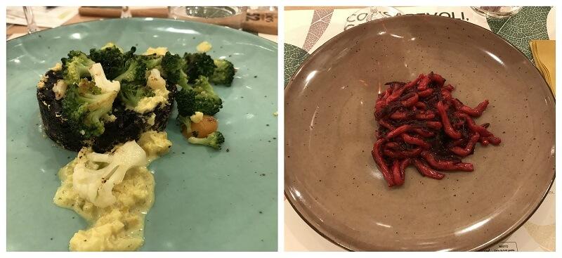 Primi piatti Bio's Kitchen Bologna