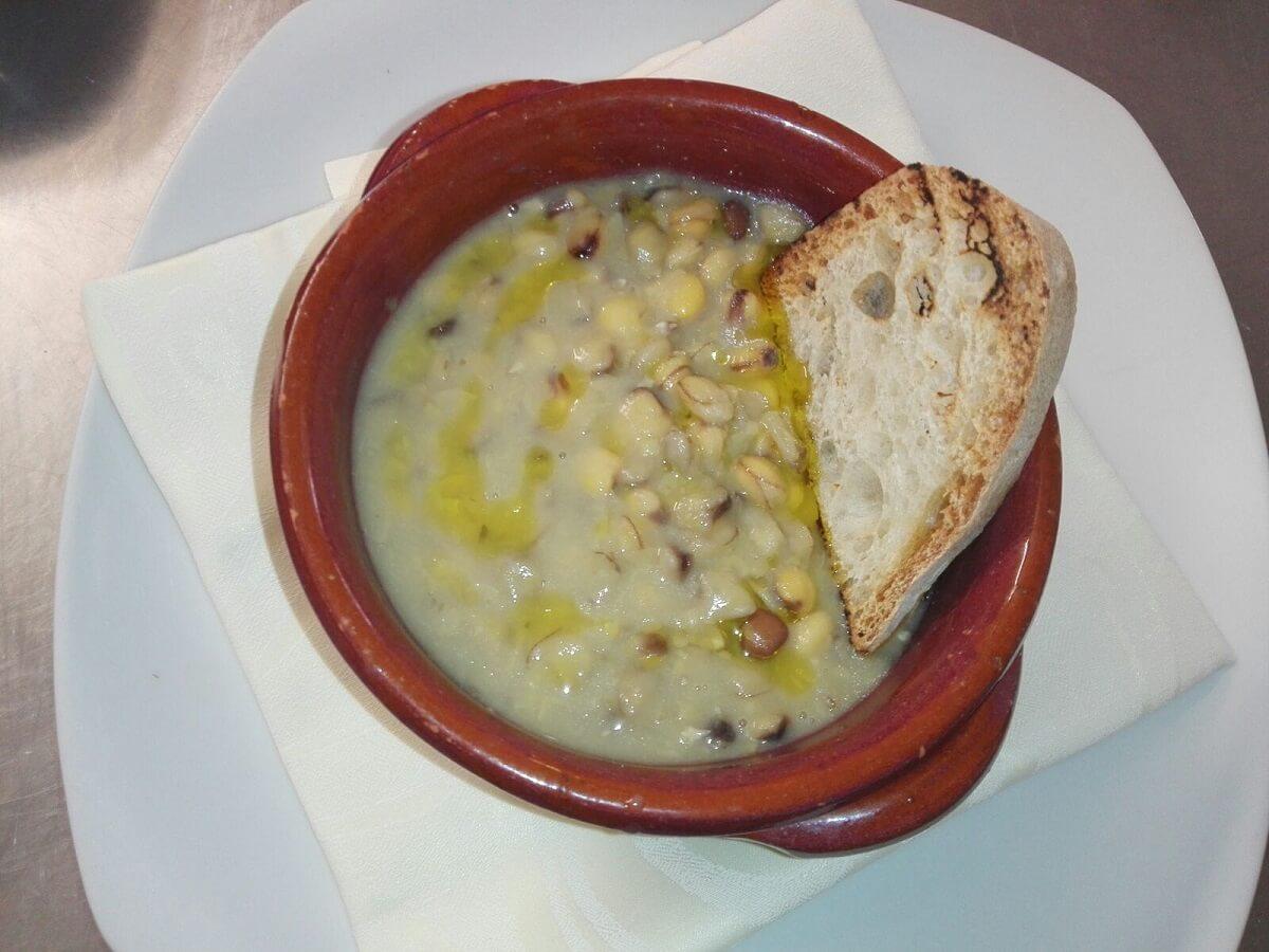 Ricetta Zuppa di cicerchie di Campodimele