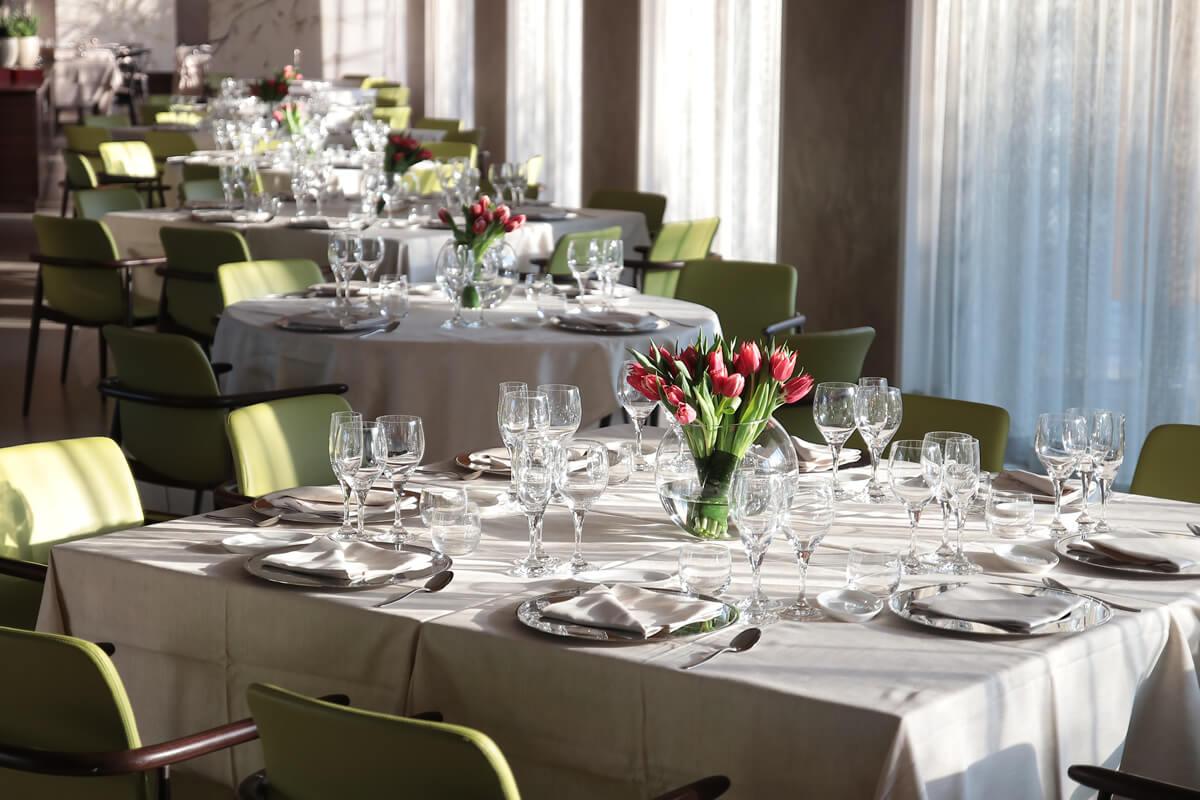 Aqualux Hotel a Bardolino: benessere anche nella raffinata cucina