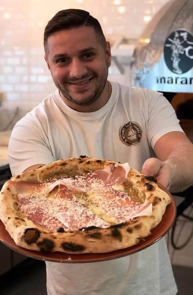 Rosario Giannattasio e le sue pizzerie a Vicenza