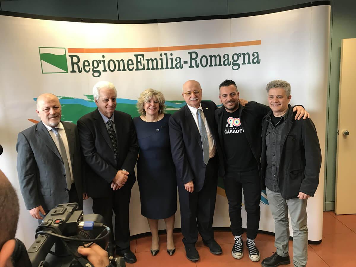 Vinitaly 2018, Emilia Romagna come non si è mai vista: le novità