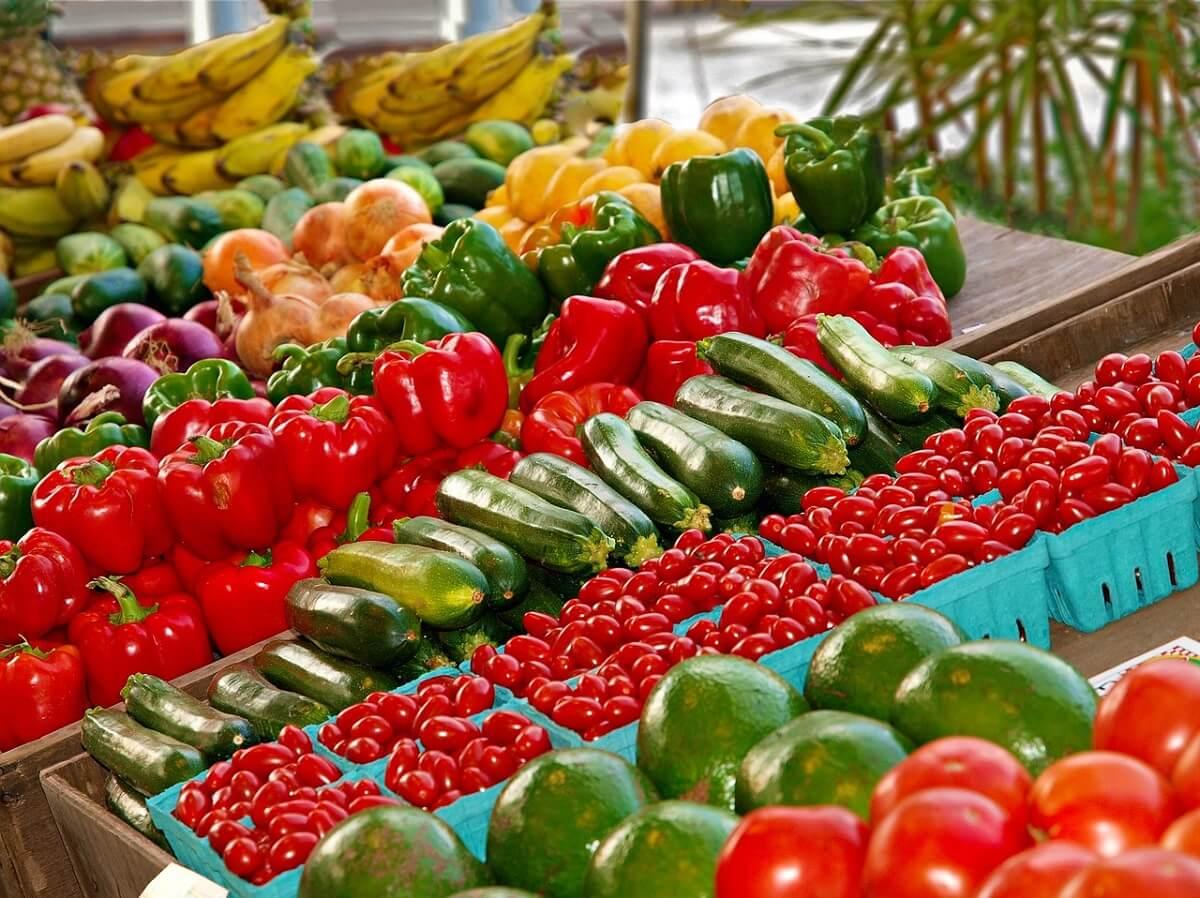 Sacchetti per frutta e verdura: ora si possono portare da casa