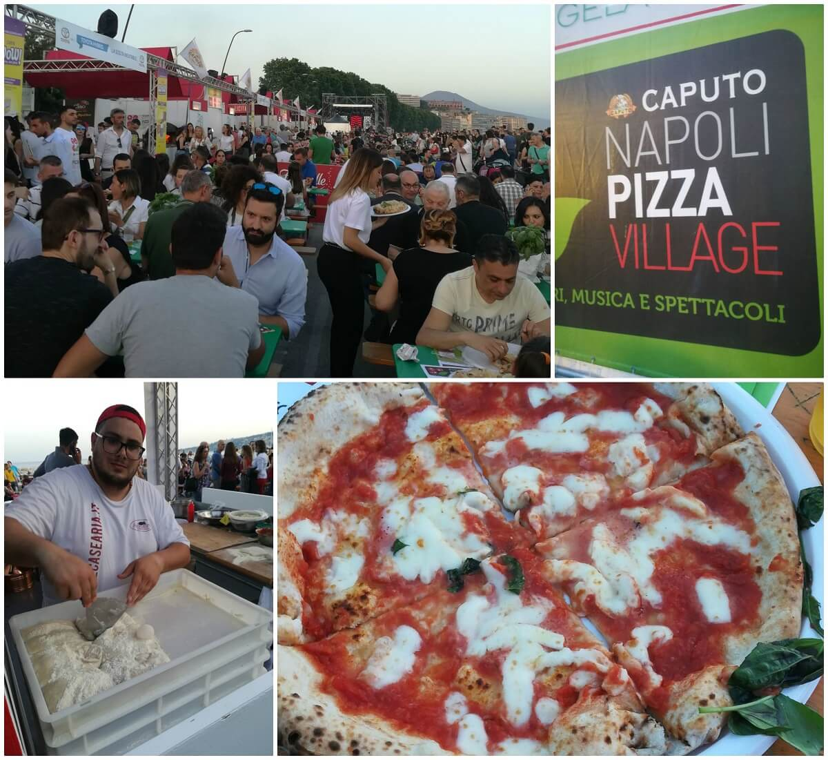 Napoli Pizza Village 2018: tante sorprese su Lungomare Caracciolo