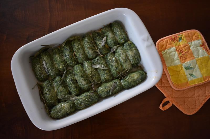 Rabatòn piemontesi: ricetta illustrata degli gnocchi vegetariani