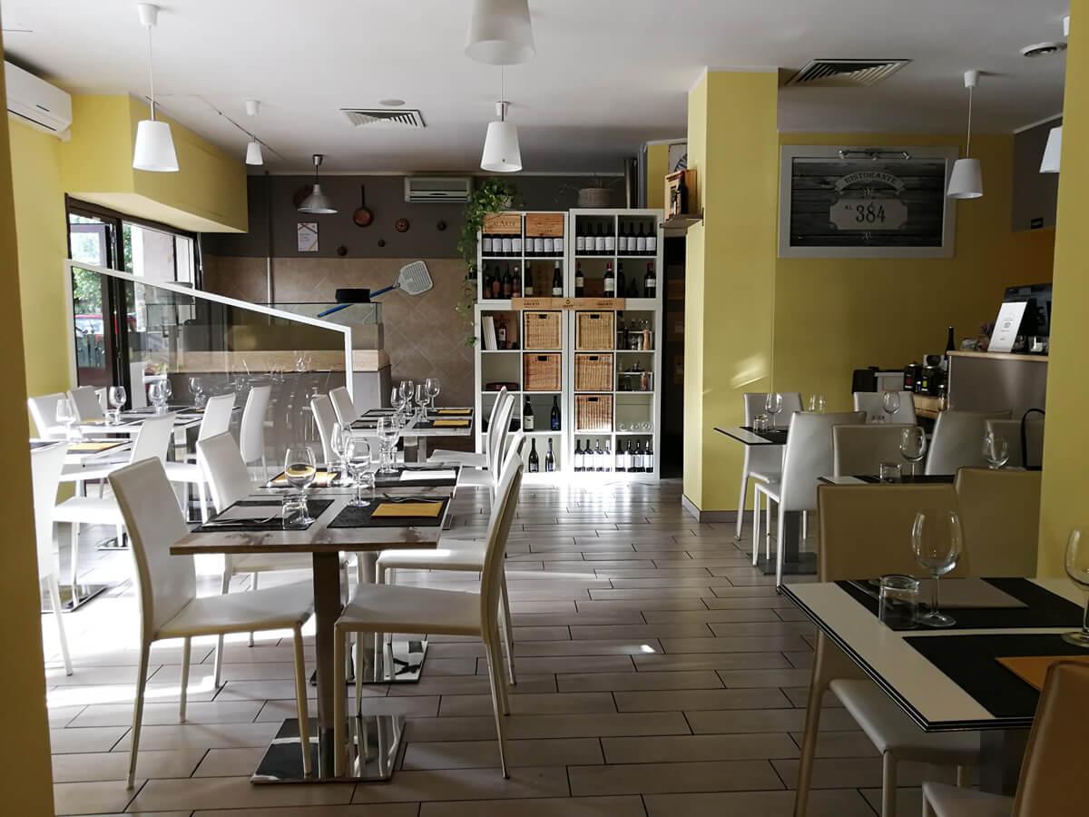 Roma: Al 384 Ristorante Pizzeria, la pizza che non ti aspetti