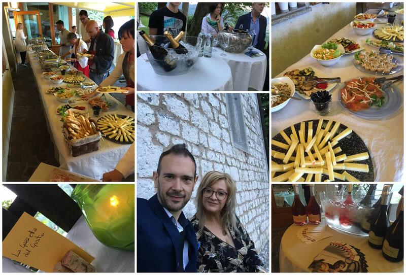 Spumanteggiando 2018: all'Osteria di Ramandolo, serata di eccellenze