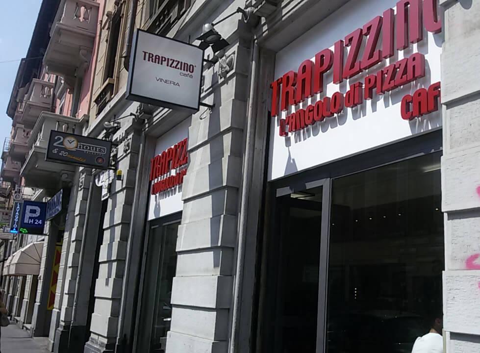 Pizza da strada a Milano: Trapizzino