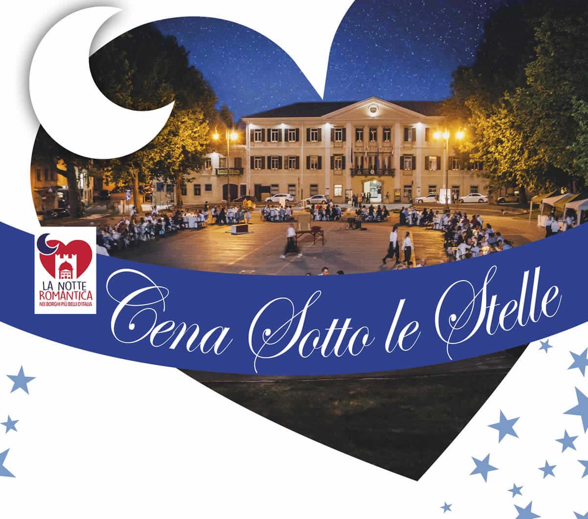 Fagnana, Cena sotto le stelle 2018