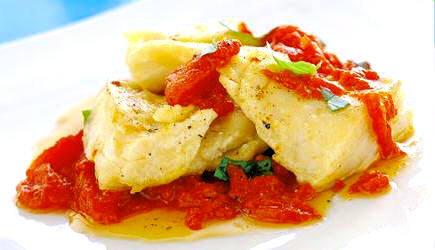 Baccalà alla Cosentina, un piatto calabrese ricco di sapore