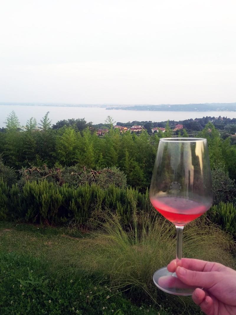 Italia in Rosa 2018, Il Lago di Garda presenta deliziosi Vini Rosè