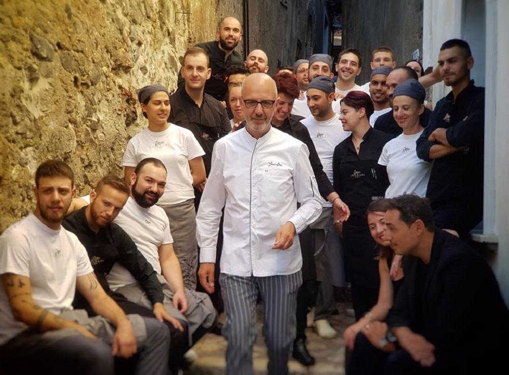 50 Top Pizza 2018: la migliore pizzeria è Pepe in Grani Caiazzo