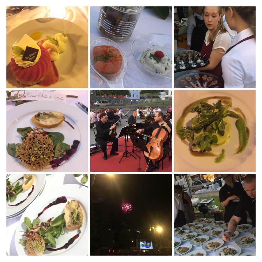 Cena sotto le Stelle 2018, la Notte Romantica al borgo di Fagagna